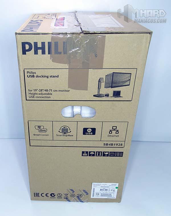Philips USB Docking Stand 33