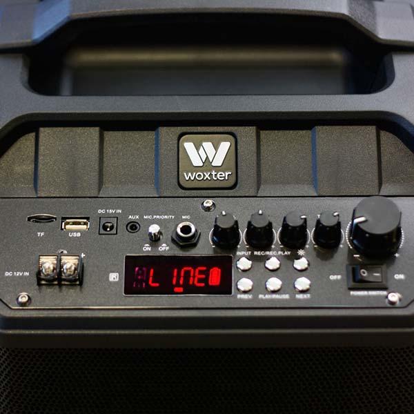 Woxter Rock'n'Roller 3