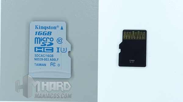 microSD Action Camera UHS-I U3 4