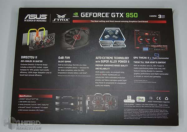 Geforce GTX 950 2