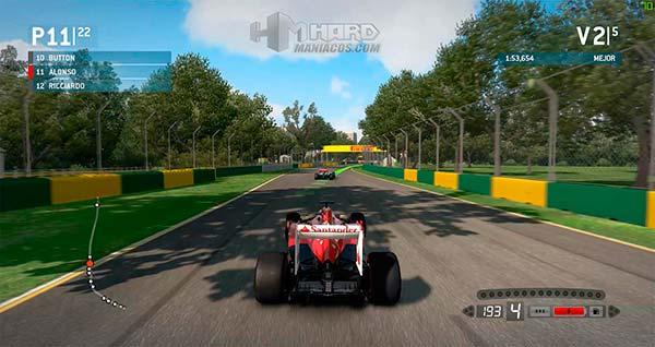 Geforce GTX 950 juego-F1