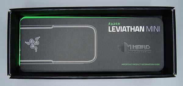 Leviathan Mini 8