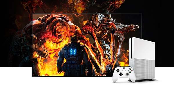 Xbox One S. 2