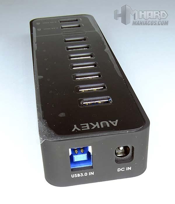 Hub USB 3.0 10