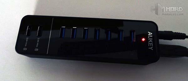 Hub USB 3.0 23