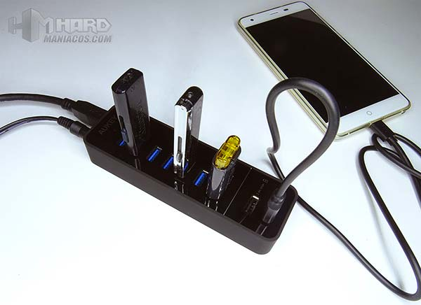 Hub USB 3.0 27
