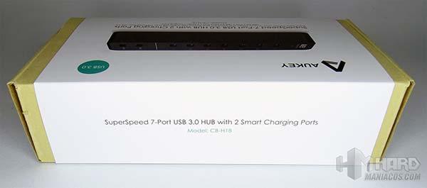 Hub USB 3.0 3