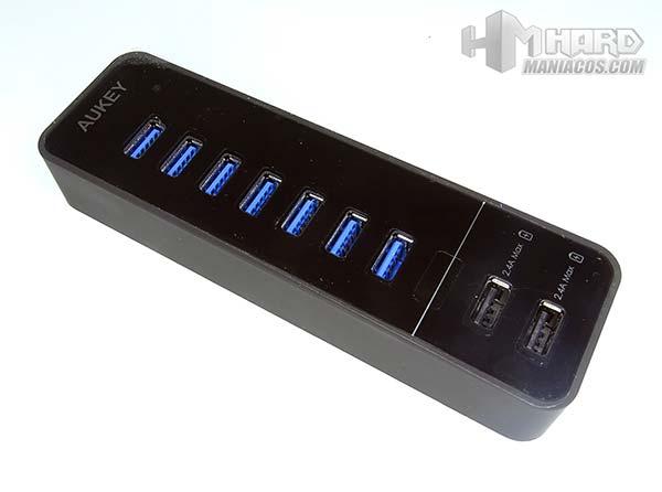 Hub USB 3.0 8