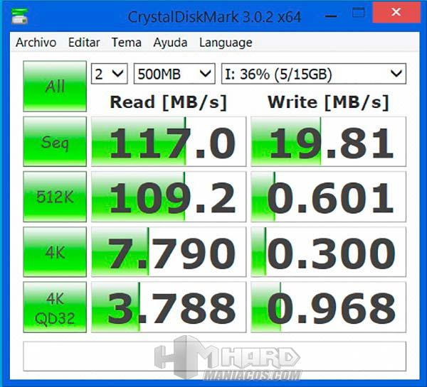 Hub USB 3.0 Test-CristalDiscMark-Pen-1-Solo