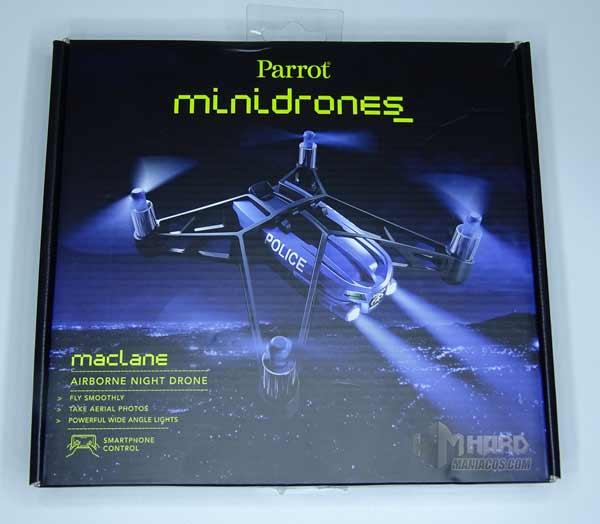 dron Parrot Maclane 1