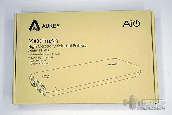 Aukey PB-N15 1