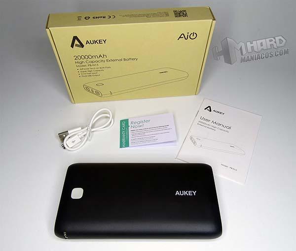Aukey PB-N15 6