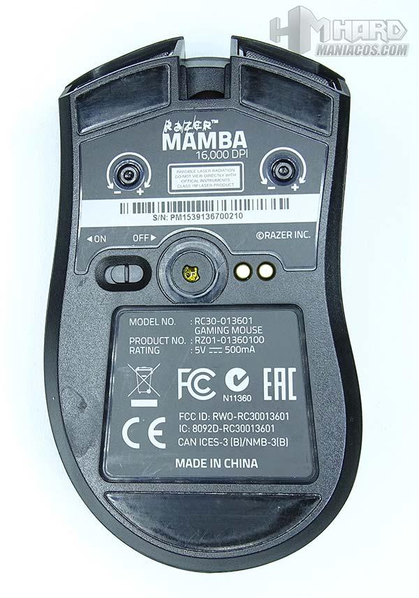 Razer Mamba Chroma 15