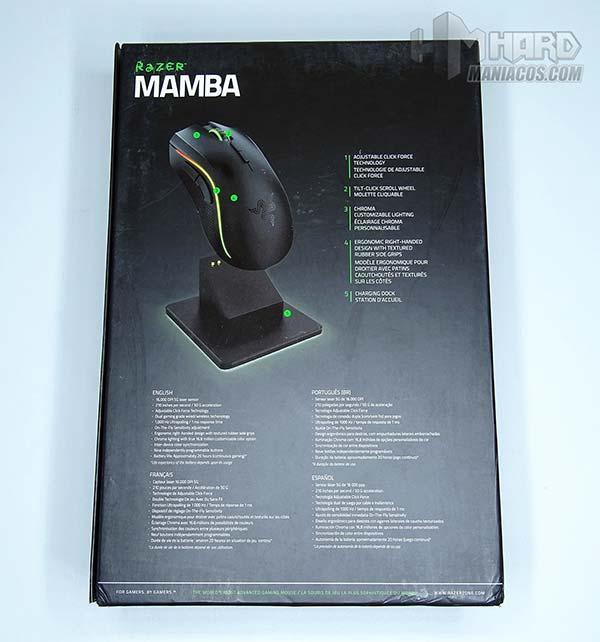 Razer Mamba Chroma 3