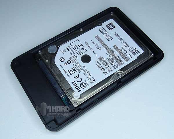 Caja HDD DS B4 14