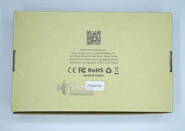 Caja HDD DS B4 2