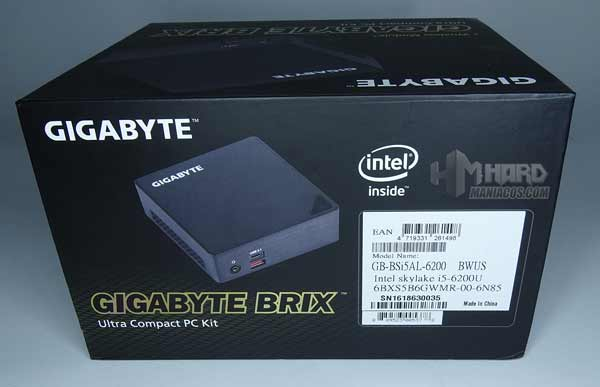 Brix Gigabyte gb-bsi5al-6200-2