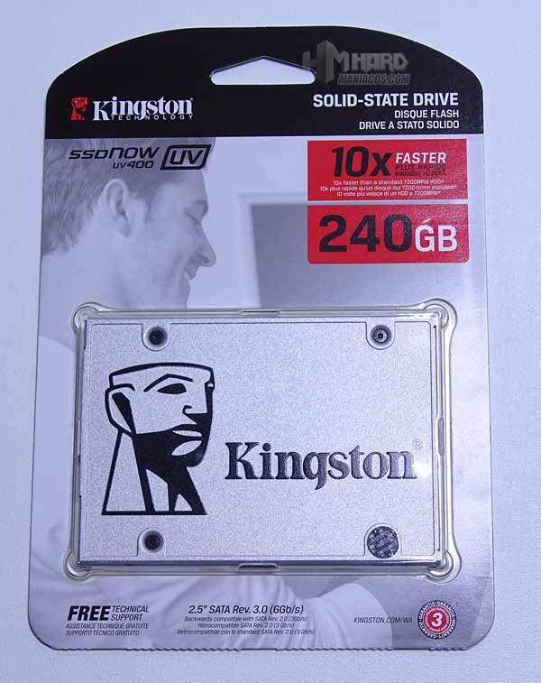 kingston SSDnow UV400 1