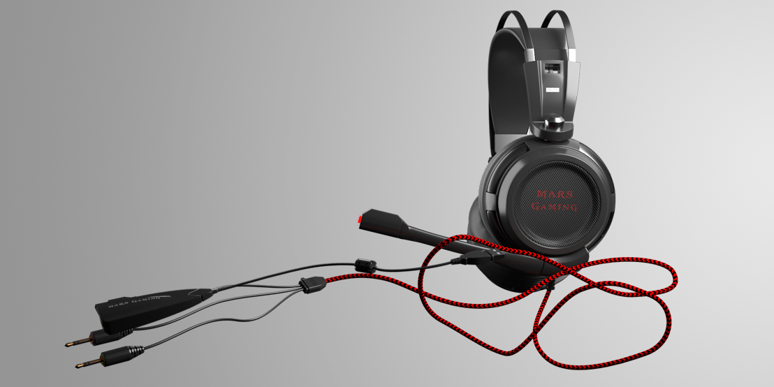 auriculares MH316 mars gaming 1