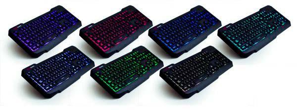 teclado mk116 colores