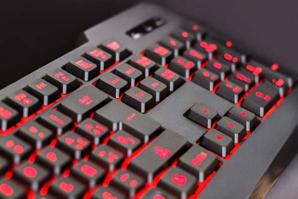 teclado mk116 iluminado