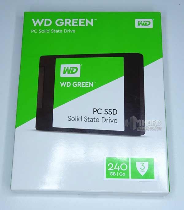 SSD SATA WD Green 1