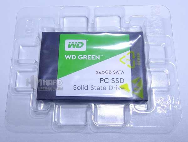 SSD SATA WD Green 3
