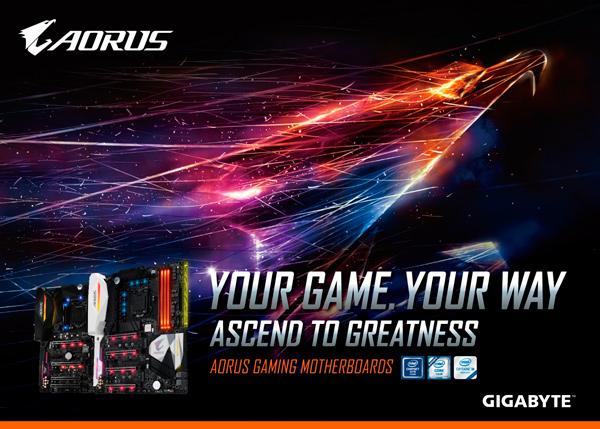 AORUS Gaming