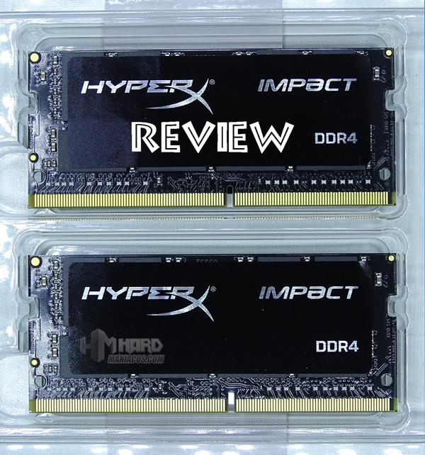 RAM HyperX Impact DDR4 SODIMM