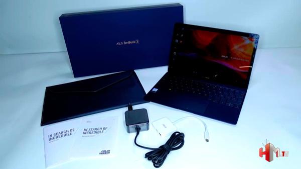 Vídeo review Asus Zenbook UX390UA