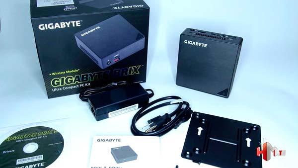 vídeo review Brix Gigabyte GB BSi5AL 6200