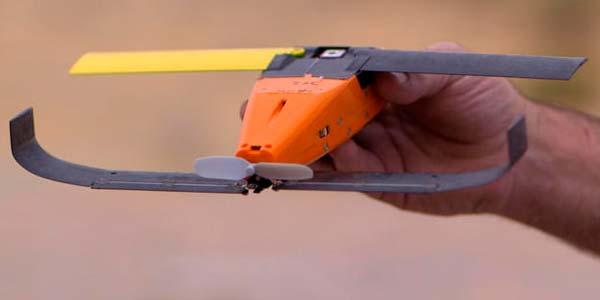 enjambres micro-drones Perdix