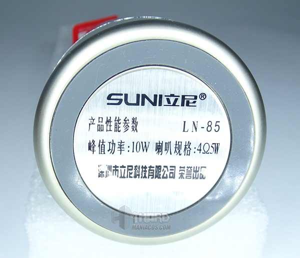 altavoz Suni LN-85