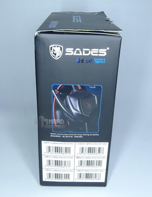 Sades 7.1 Spirit Wolf 2