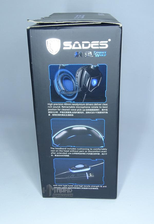 Sades 7.1 Spirit Wolf 4