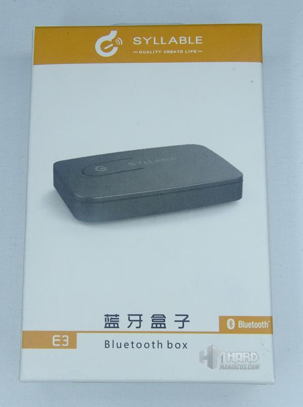 transmisor Bluetooth E3