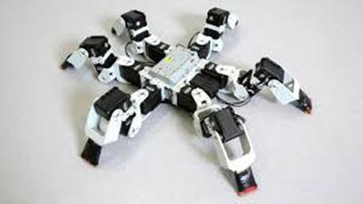 robot de seis patas más rápido