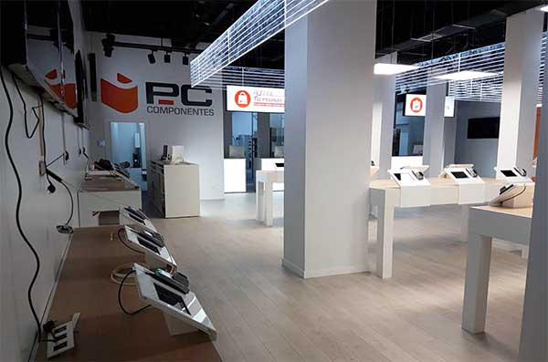 PcComponentes inaugura una tienda física en Madrid