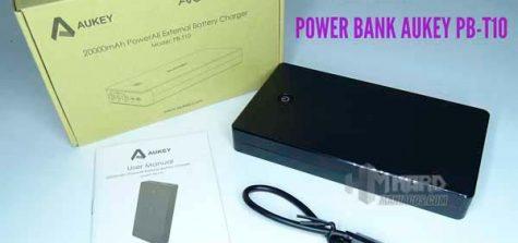 power bank aukey pb t10 portada