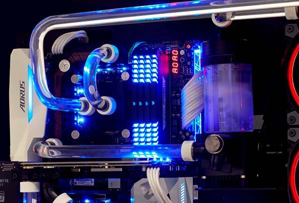 Gigabyte aprueba las memorias Corsair para RGB Fusion en su página