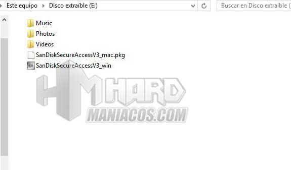 iXpand Flash Drive pruebas1