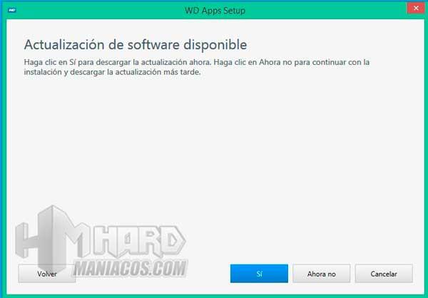 My Passport Ultra software 9