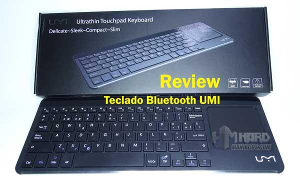 teclado UMI Ultrathin