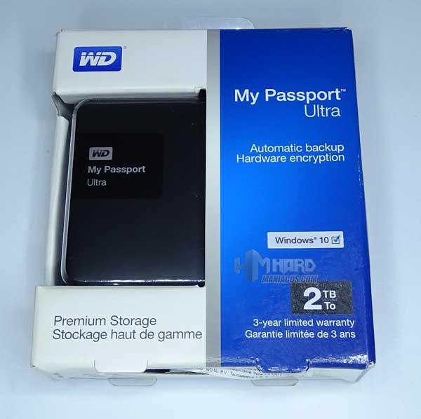 My Passport Ultra 1