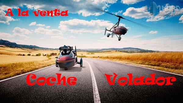 coche volador Pal-V Portada