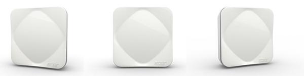 medidor de calidad de aire de Acer