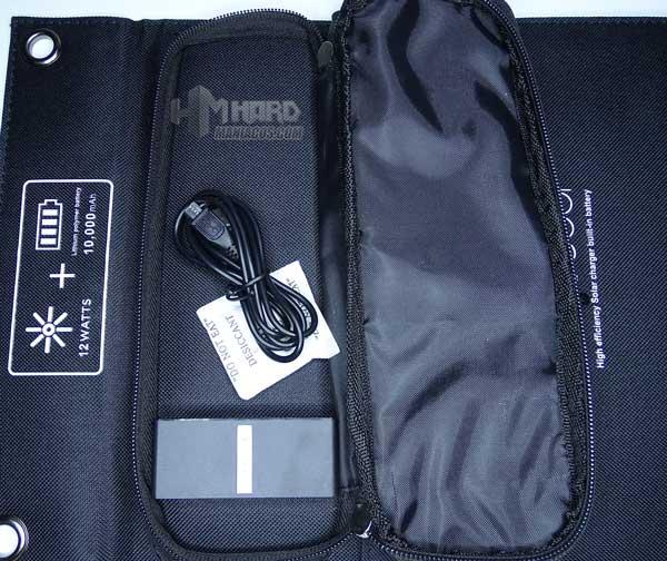 Dodocool Portable Solar Charger DA69