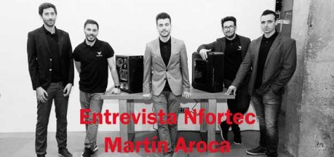 entrevista a Martín Aroca