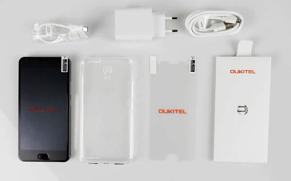 La venta del Oukitel K6000 Plus ha comenzado