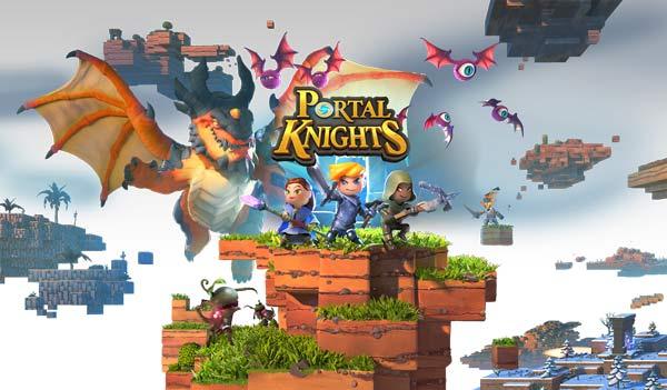La demo de Portal Knights estará disponible este mes